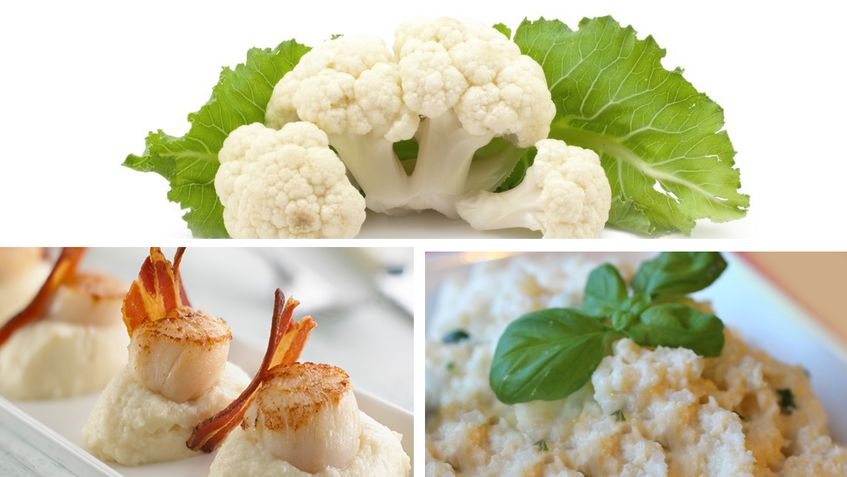 Wohlfühlweb: Ernährung nach Farben: Diese Woche Weiß