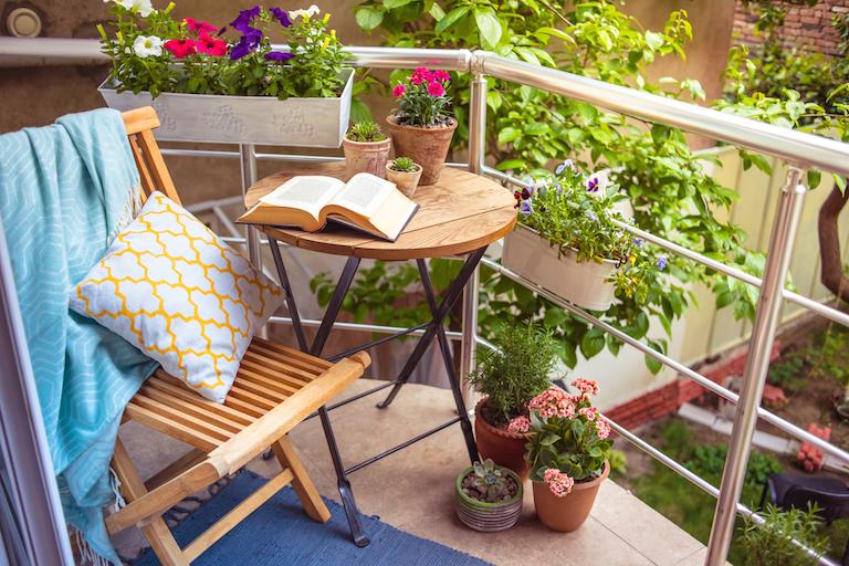 Berühmt Wohlfühlweb: Balkonpflanzen für jeden Typ @BS_35